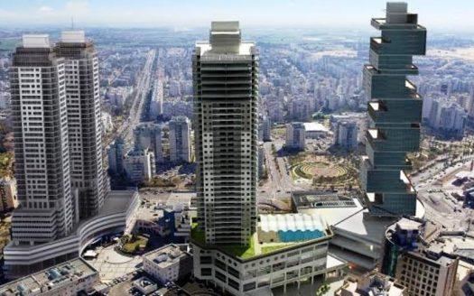 projet neuf ashdod city