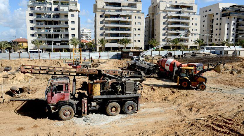 projets immobiliers neufs en Israël