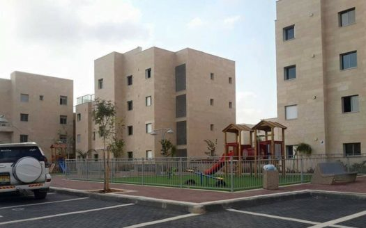 projet immobilier israel