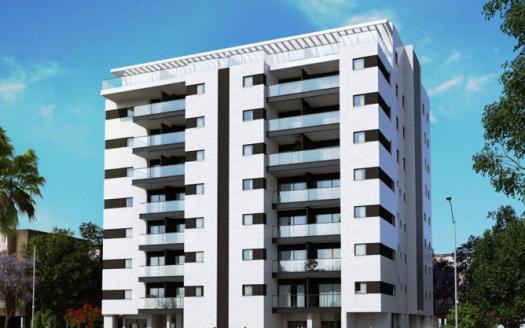 Projet immobilier Bat Yam