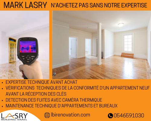 Mark Lasry expertise technique