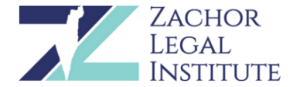 Zachor Legal Institute